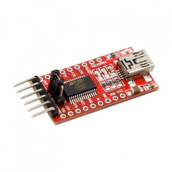 USB TO UART TTL 5V 3.3V FT232RL Download Cable to Serial Adapter Module for Arduino