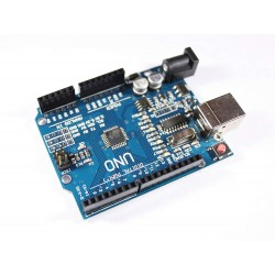 Arduino UNO R3 328 with Header Strip