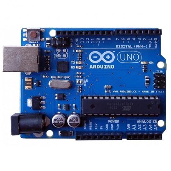 Arduino UNO R3 Atmega328 DIP - Premium
