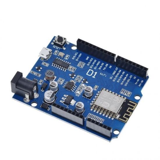 Wemos D1 UNO Based ESP8266 Nodemcu Development Board