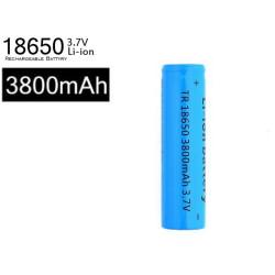 3.7Volt 3800mAh 18650 Li-ion Rechargable Battery - 1 Piece