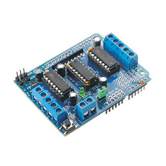 L293D Motor Driver Shield For Arduino UNO