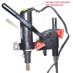 MINI Drill Press or Stand for PCB or Goldsmiths work