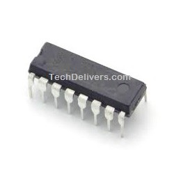 74HC160 - BCD Decade Counter with Asynchronous Reset DIP-16