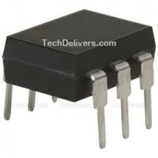 4N35 - Phototransistor Optocoupler