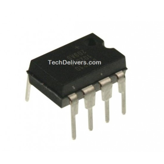 LM393 - Low Power Low Offset Voltage Dual Comparators