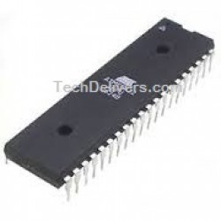 PIC16F877A - Microcontroller with 8K Bytes Flash PDIP-40