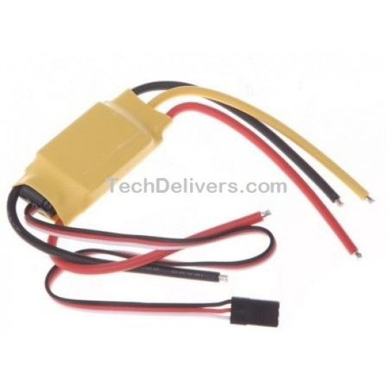 30A Brushless Speed Controller ESC for RC Multicopter Helicopter Airplane