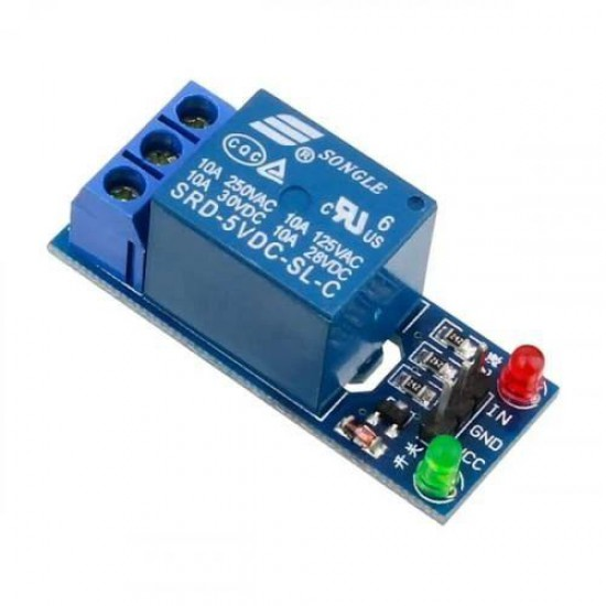 1 Channel 5V Relay Module without Optocoupler