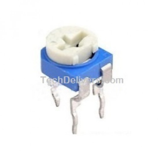 100KΩ Preset Variable Resistor (High Quality - High Precision)