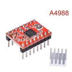 A4988 Stepper Motor Driver with Heat Sink