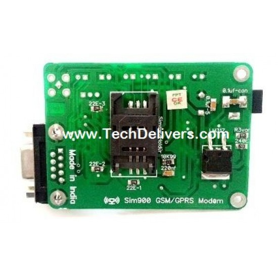 SIM900 GSM/GPRS Serial Modem with RS232