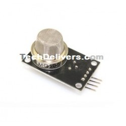 MQ-135 Air quality and hazardous gas detection sensor module for projects