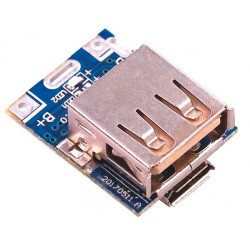 Battery Power Bank 2-in-1 Charge-Discharge Board Module