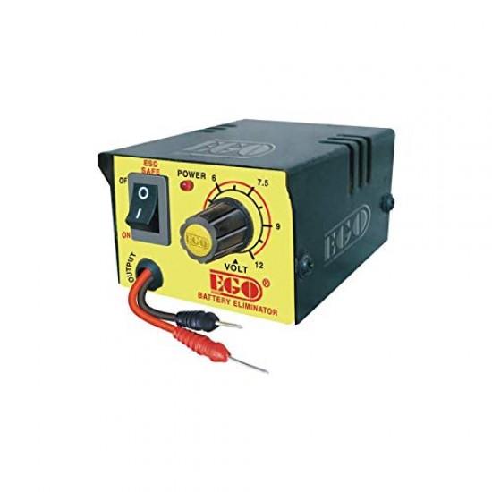 12v-750mA Battery Eliminator with Variable Voltage selection from 1.5V upto 12V