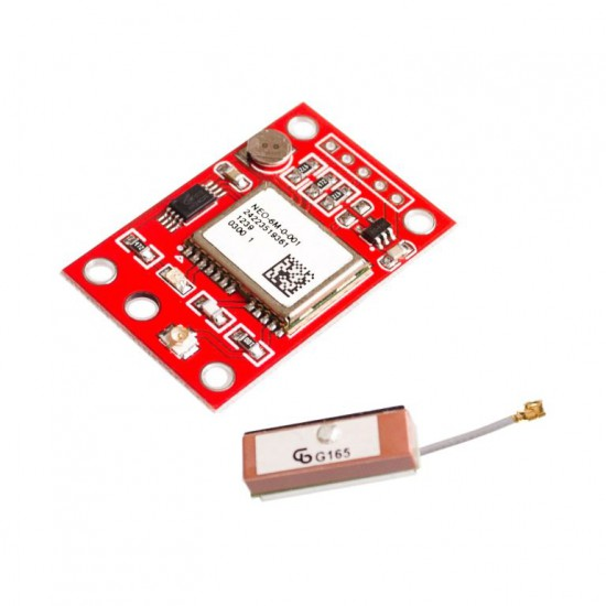 NEO 6M V2 GPS Module with Serial TTL Interface for Arduino APM