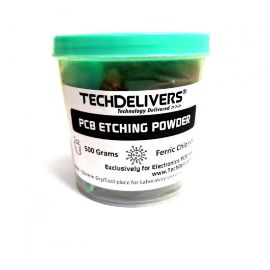FeCl3 PCB Etching Agent Pack 500 grams