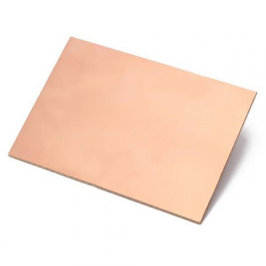 Copper Clad for PCB making - Single Sided - 12inch* 12inch - General