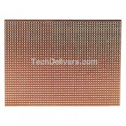 Perforated Copper Stipboard - Single Sided - 6inch* 4inch - Good Quality