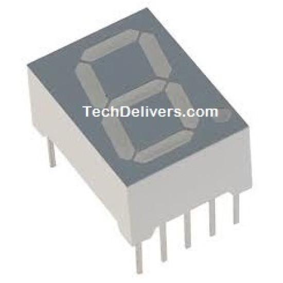 7-Segment Display - Common Cathode (LT543)