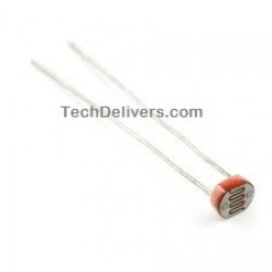 LDR 5mm - Photocell