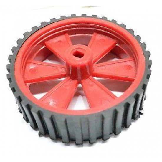 Wheels for BO Motors 20mm width 70mm height