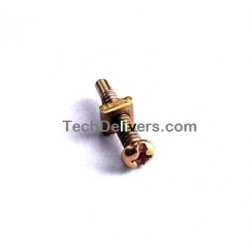 Nut with Bolt - 1/8, 1/2inch