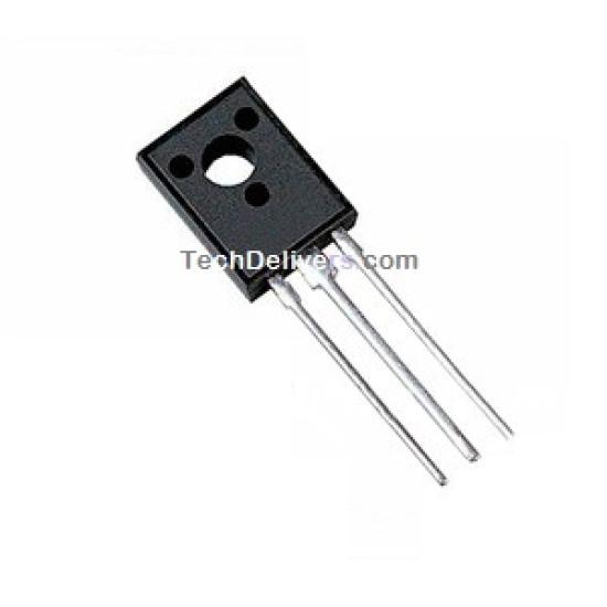 D772 - PNP medium PowerTransistor
